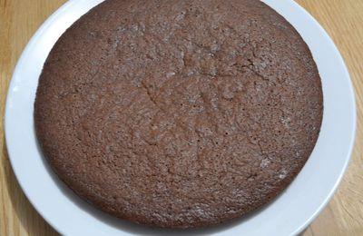 Gâteau au chocolat à la butternut et fève tonka (sans beurre)