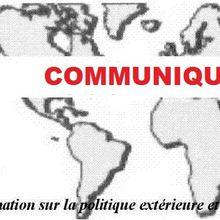 Le collectif communiste polex soutient Benoit Quennedey
