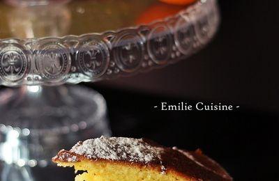 * Gâteau à l'orange *