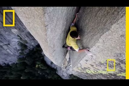 National Geographic Live! - Bonus: Free Soloing with Alex Honnold