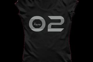 T-shirt: France - Picardie - Aisne 02.