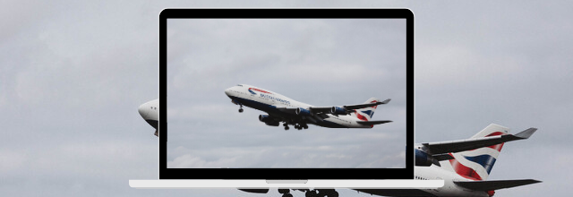 British Airways says goodbye to first of its last 747 jumbo jets