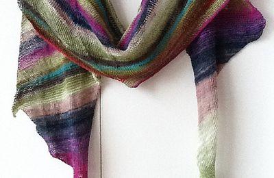 Tricoter, crocheter les fils japonais Habu, Noro, Ito...