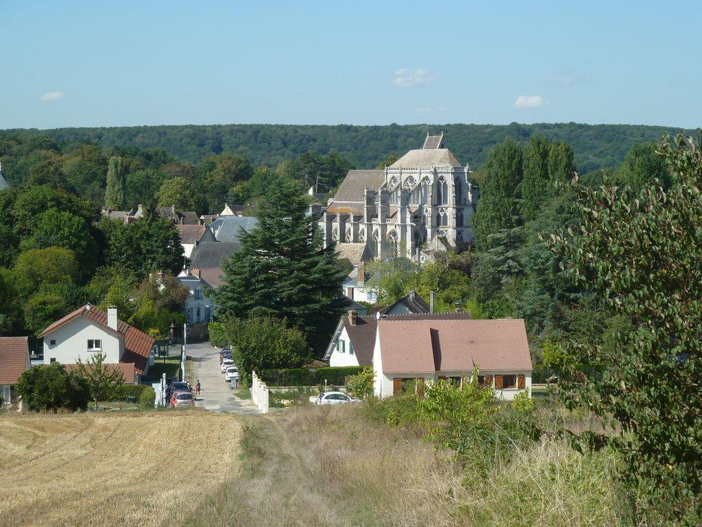 Randonnée de Lardy à Saint-Chéron - 20,5 km.