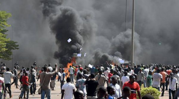 30 Octobre au Burkina Faso