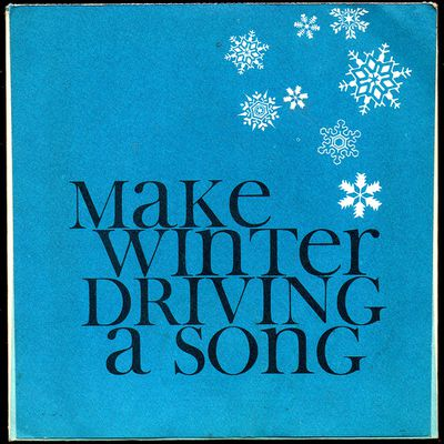 make winter driving a song - disque publicitaire ESSO - 1960