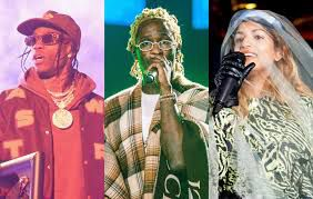 Travis Scott feat. Young Thug & M.I.A. - FRANCHISE