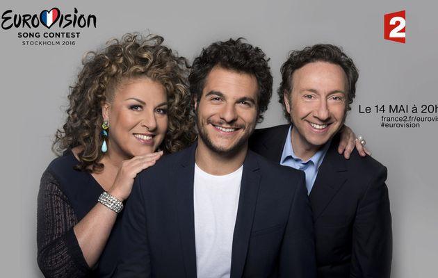 61e édition du concours de l'Eurovision à suivre en direct le 14 mai sur France 2