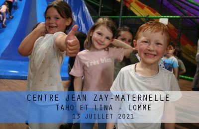 Centre Jean Zay-Maternelle-Taho et Lina