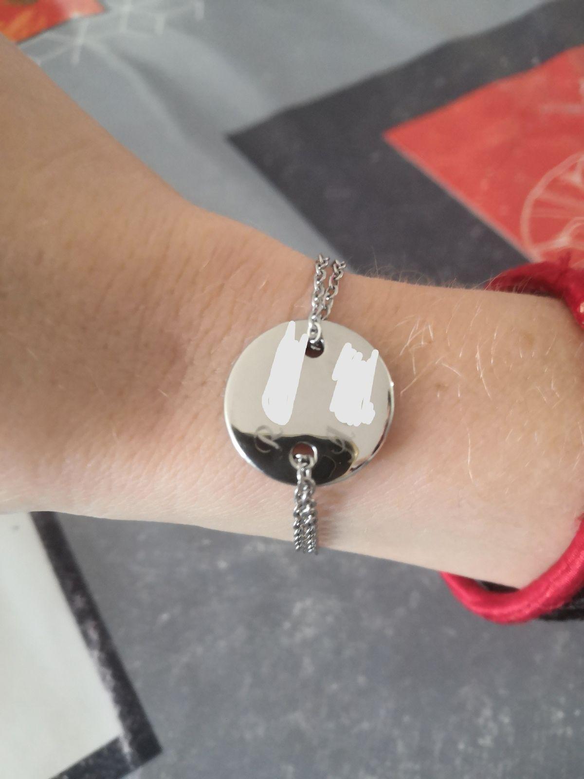 Mont Roucou vous offre un bracelet personnalisé !