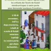Sant'Andria plutôt qu'Halloween - Le blog des Poggiolais
