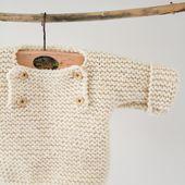 Tutos tricot pour bébé (4) - Le blog de mes loisirs