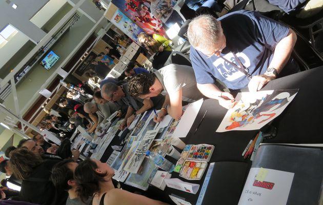 TGS SPRINGBREAK 2016: Les comics en force!