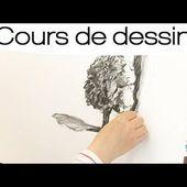 Art : Dessiner un arbre