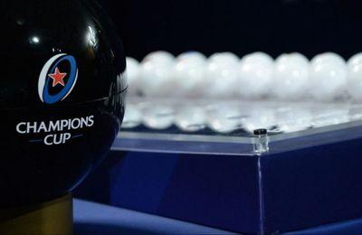 Champions Cup : Comment suivre le tirage au sort mercredi ?