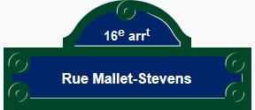 ROB MALLET STEVENS