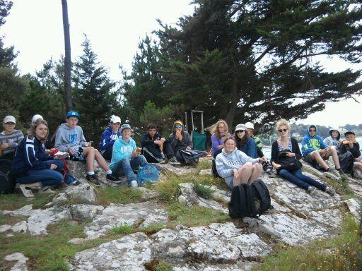 Mini-camps-locmariaquer-juillet-2012