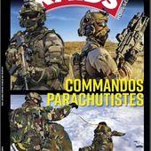 Raids publie un hors série sur les commandos parachutistes