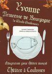 """""""Yvonne de Bourgogne"""" à l'affiche au château de Roucy"""