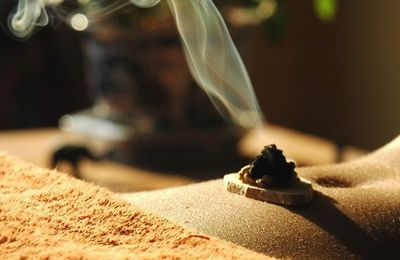 sense of moxibustion