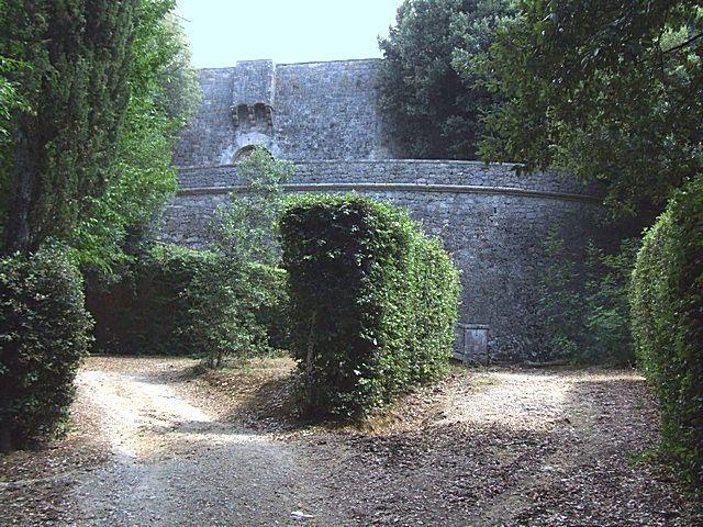 Diaporama château de Belcaro