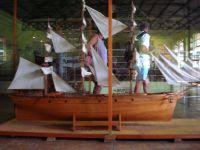 255 - Le thé, routes maritimes du thé, clippers, musée du thé de Bois Chéri, photos GeoMar, île Maurice, océan indien.