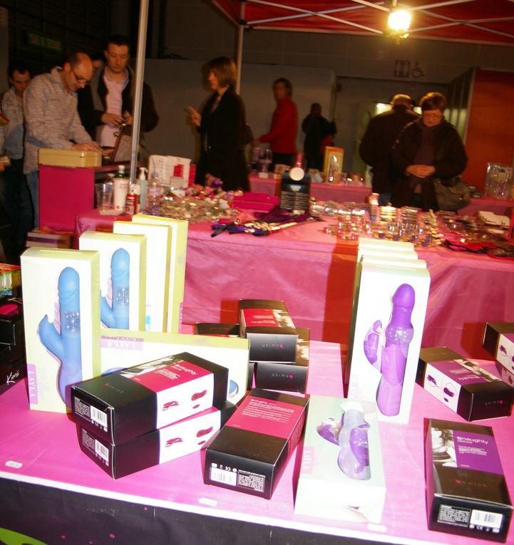 Samedi 28 et dimanche 29, se déroulait au parc des expositions des Rennes Saint-Jacques le salon EROPOLIS 2012