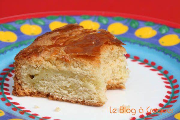Le gâteau basque, selon Pierre Hermé