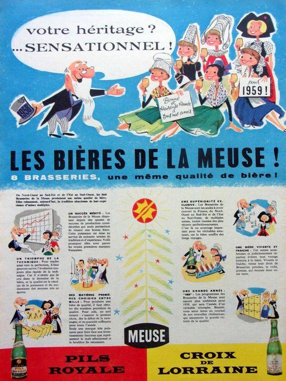 LES PUBLICITES : LES NOUVEAUTES QUI COMPLETENT LES DIFFERENTS REPORTAGES...