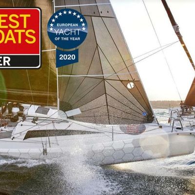 Awards - Double award for the Dehler 30 One Design in the USA