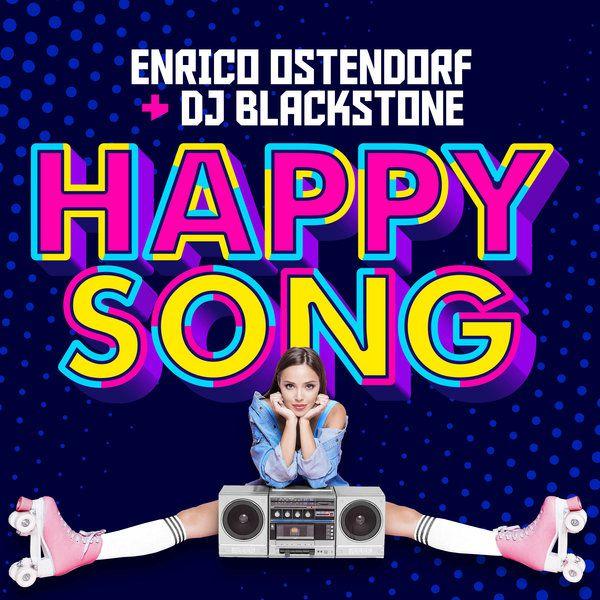 Enrico Ostendorf et DJ Blackstone font revivre un tube Italodisco !