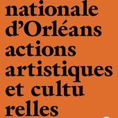 Brochure actions artistiques et culturelles - saison 14/15