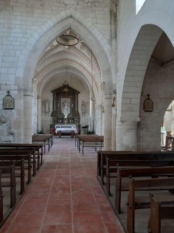 Corbeil (Marne) : église et environnement.