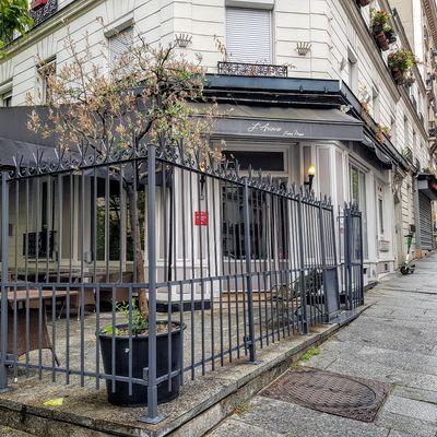 L'Arcane (Paris 18) : Du grand Art !