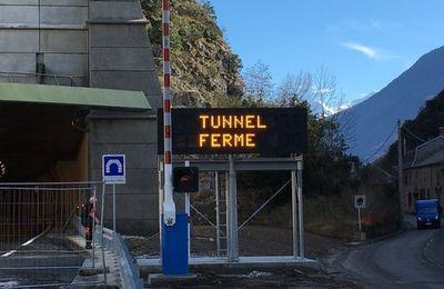 Tunnel de Saint-Béat : C'est la même chanson...