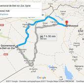 Pensez donc, si cela avait été les Russes ou Assad qui avaient bombardé : Une frappe portée mercredi par la coalition menée par les USA contre un dépôt d'armes chimiques appartenant à Daech dans la région de Djalta, près de la ville de Deir ez-Zor, a provoqué l'intoxication de centaines de personnes