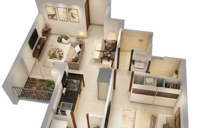 Luxury Project in Hinjewadi Pune | Kolte Patil Universe by Life Republic