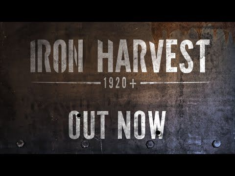[ACTUALITE] Iron Harvest 1920+ - Le trailer de lancement