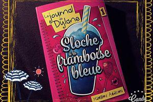 Journal de Dylane : Sloche à la framboise bleue