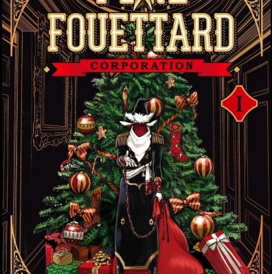 Père Fouettard corporation tome 1 : L'envers de Noël