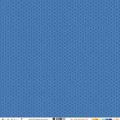 FDSF02304FDSF02304 Feuille un air ibérique - baroque bleu moyen FEE DU SCRAP