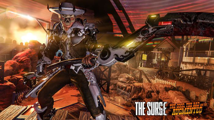 #gaming - The Surge The Good, the Bad, and the Augmented dévoile ses images