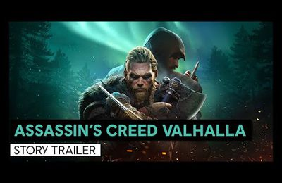 [ACTUALITE] ASSASSIN'S CREED VALHALLA - LE STORY TRAILER