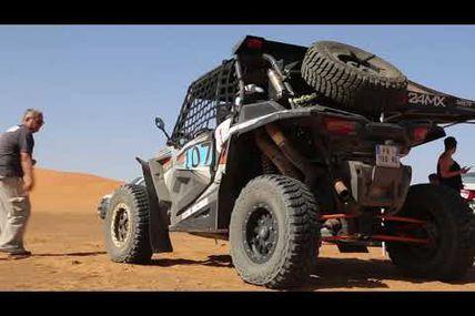Etape 3 Morocco Sand Express 2019 LES COLS