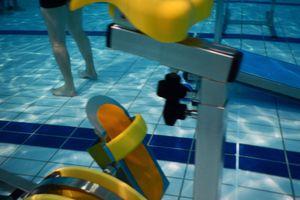 Séance d'Aquatraining le samedi 17 novembre