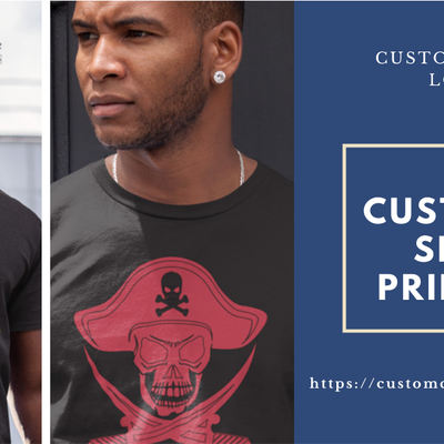 Screen printing services for your business needs