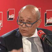 """Coronavirus : """"Le 15 juin, on sera très clairs sur la possibilité d'ouvrir davantage les frontières intérieures de l'Europe"""" affirme Jean-Yves Le Drian"""
