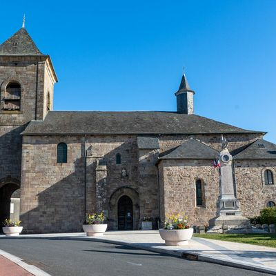 Sainte-Féréole, un village historique de la Corrèze