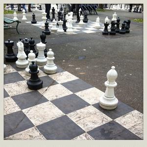 Promenade et chocolat chaud au Parc des Bastions