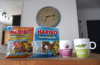 [Nouveauté] Haribo : moins de sucres, toujours autant de plaisir !